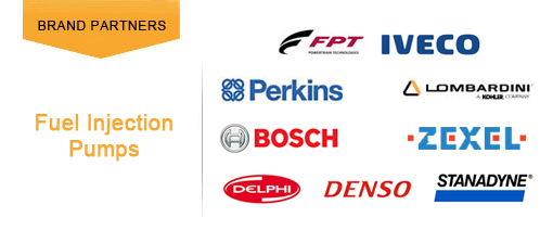 Adpower - Fuel Injection Pumps (FPT, IVECO, Lombardini, Bosch, Denso, Delphi,ZEXEL, Perkins, STANADYE)